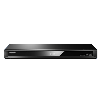 Panasonic DMR-PWT560GN SMART Network 3D Blu-Ray Disc/DVD Disc Player