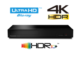 Panasonic 4K Ultra HD HDR Blu-ray Player DP-UB150