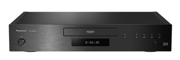 Panasonic 4K UHD Blu-ray Player with HDR10+ and Dolby Vison DP-UB9000