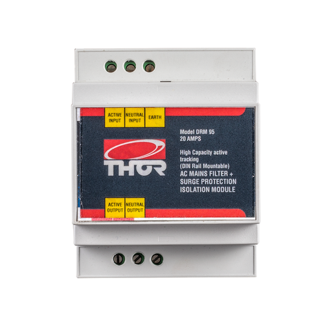 Thor DRM95-20A High Capacity AC Mains Filtered Protection