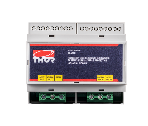 Thor DRM95-30A HIGH CAPACITY AC MAINS FILTERED PROTECTION