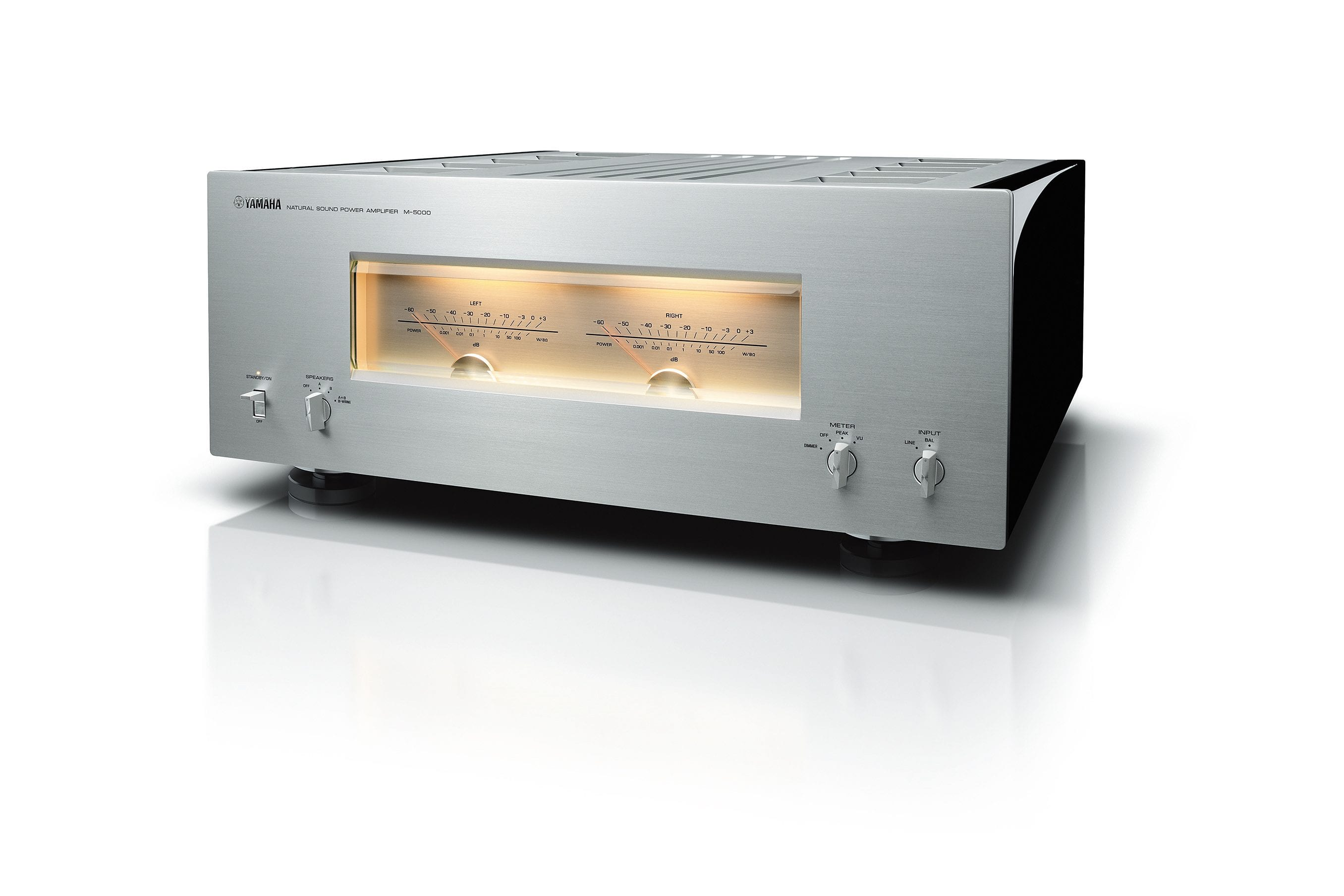 Yamaha M-5000 2-Channel Power Amplifier