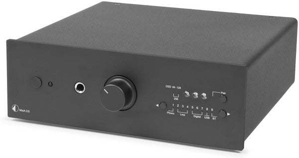 Pro-Ject MaiA DS Integrated Amplifier Black