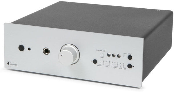 Pro-Ject MaiA DS Integrated Amplifier Silver