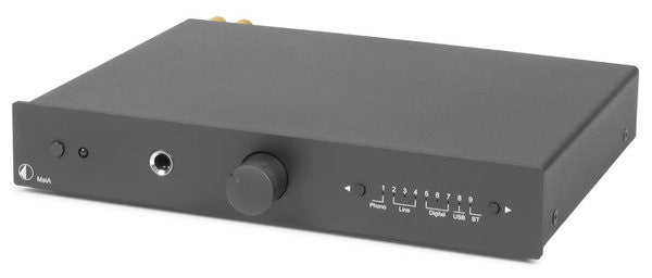 Pro-Ject MaiA Stereo Integrated Amplifier Black