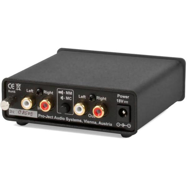 Pro-Ject Phono Box Preamplifier