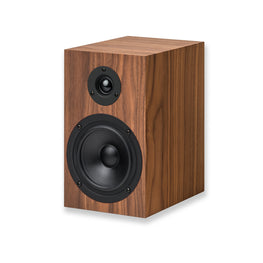 Pro-Ject Speaker Box 5S Walnut Bookshelf Speakers (Pair)
