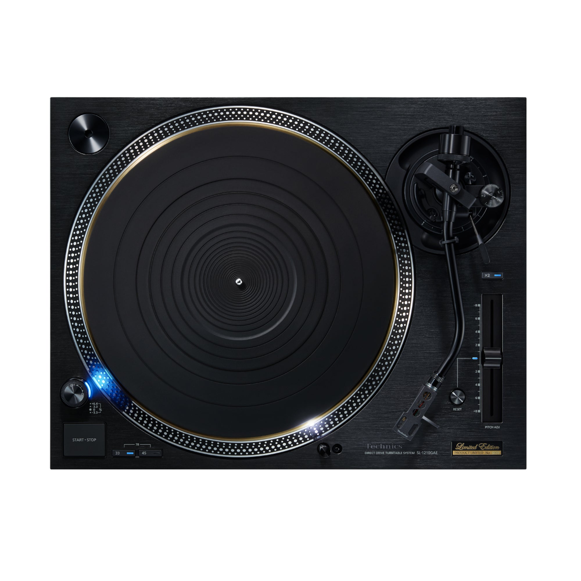 Technics SL-1210GAE 55th Anniversary Limited Edition