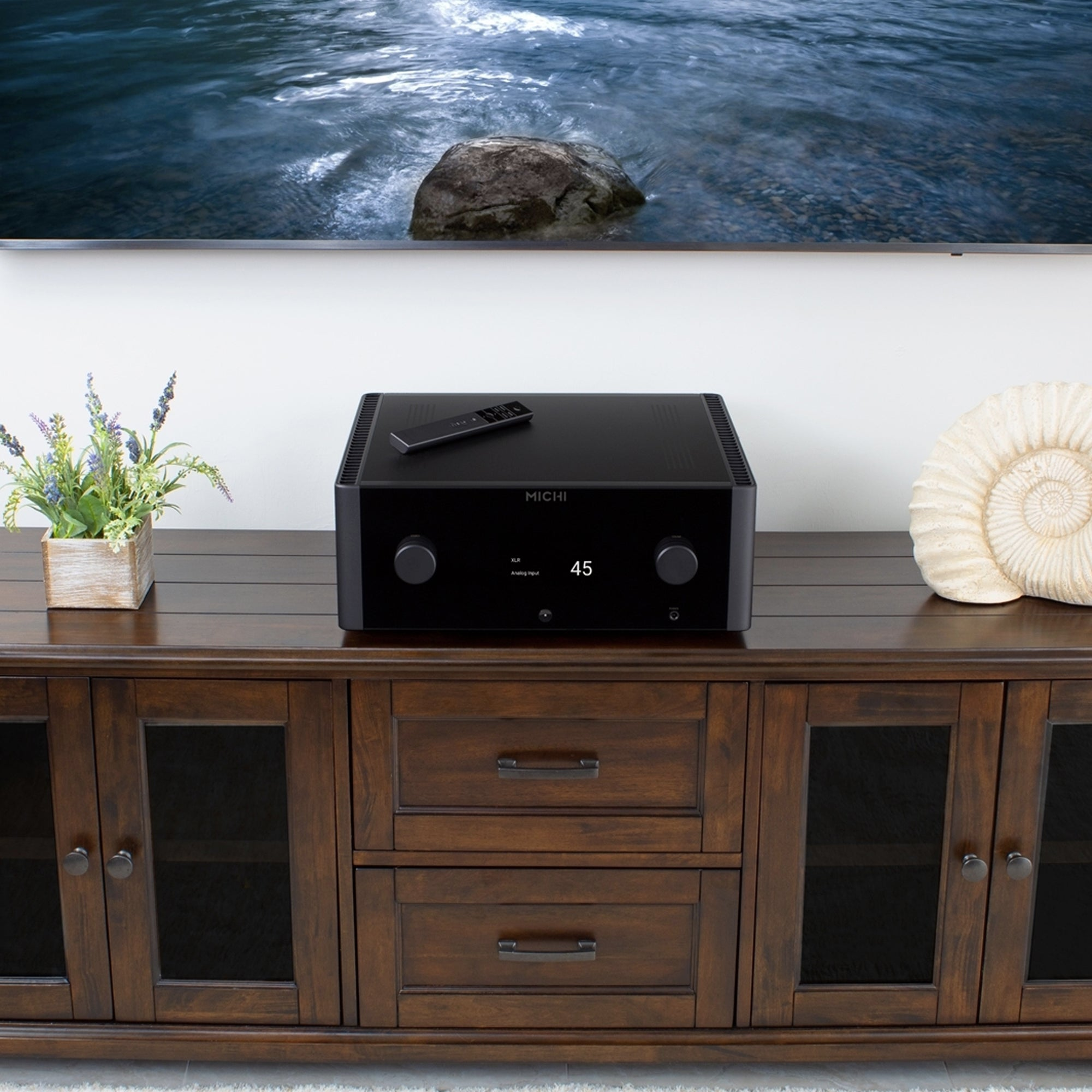 Rotel Michi X5 Integrated Amplifier
