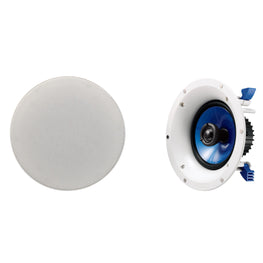 Yamaha NS-IC600 In-Ceiling Speakers White