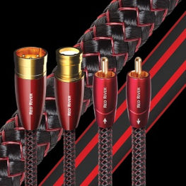 AUDIOQUEST - Red River Stereo Audio Cables