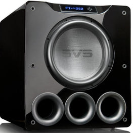 SVS PB-4000 Ported Box Home Subwoofer
