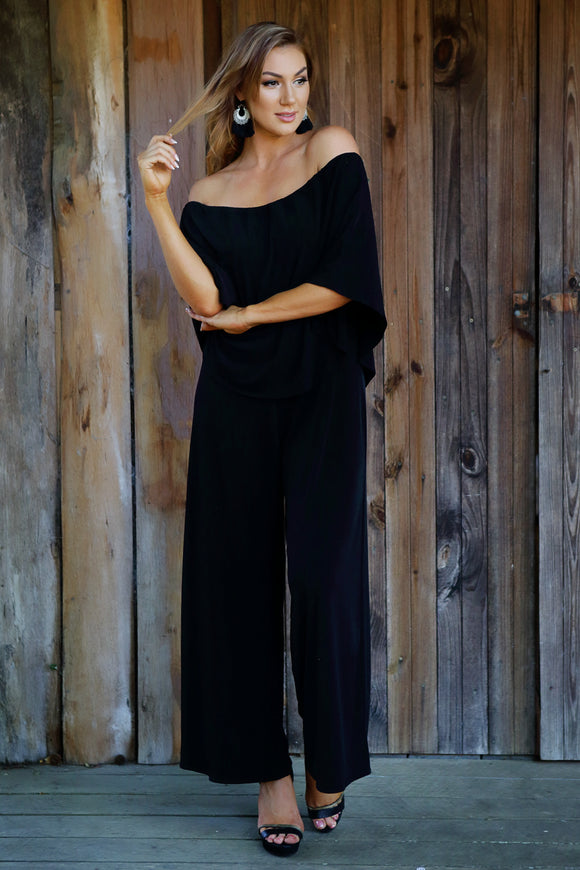 Rayon - Multi Way Pantsuit