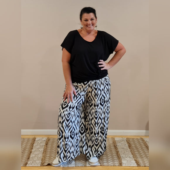 Wide Leg Pants Limited Edition