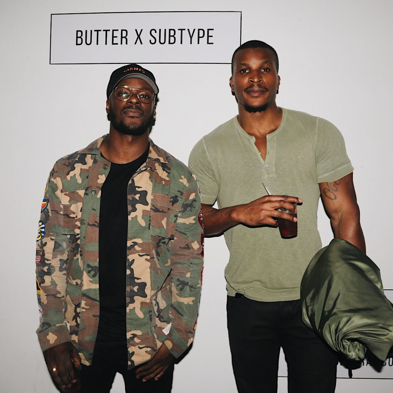 SUBTYPE X BUTTER PARTY