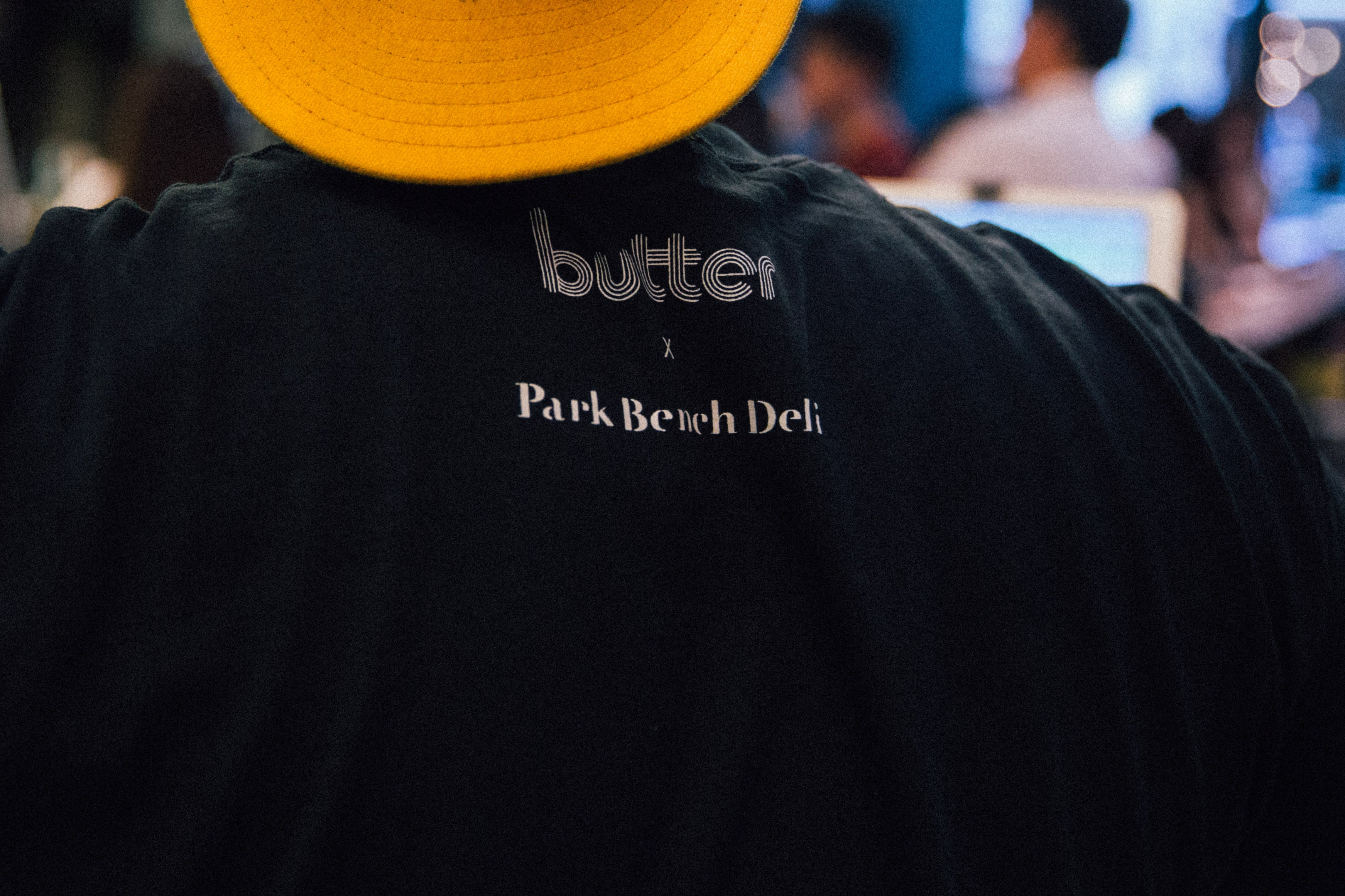 BUTTER SYDNEY X PARK BENCH DELI SINGAPORE FRIED CHICKEN POP UP