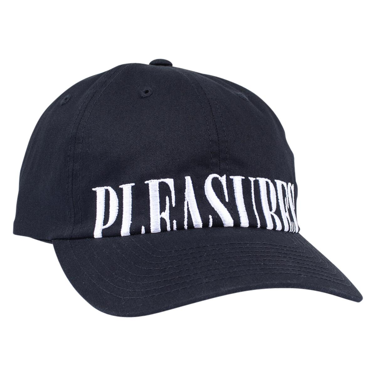 PLEASURES DOME LOW PROFILE SNAPBACK HAT