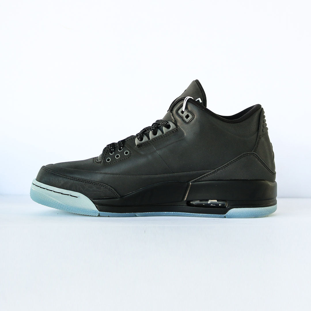 "Air Jordan 3 Retro 5Lab3 ""Black"""
