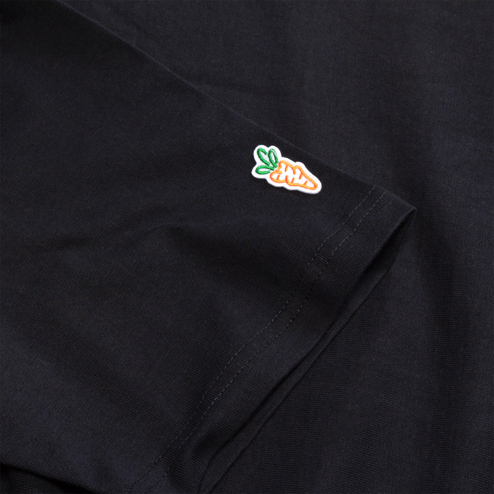 CARROTS WORDMARK TEE NAVY