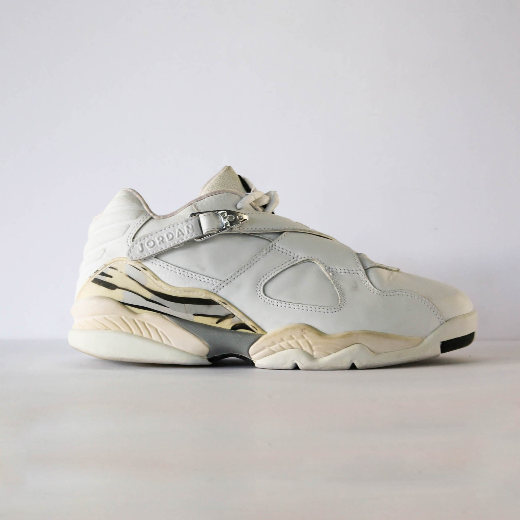 official photos bae26 12ea3 Air Jordan 8 Retro Low – Butter