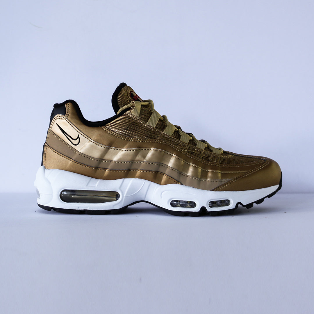 best loved 5d335 d524b Air Max 95  Gold  – Butter