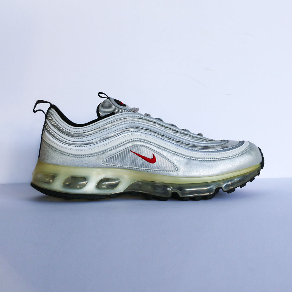 "Air Max 97 x 360 One Time Only ""Silver Bullet"""