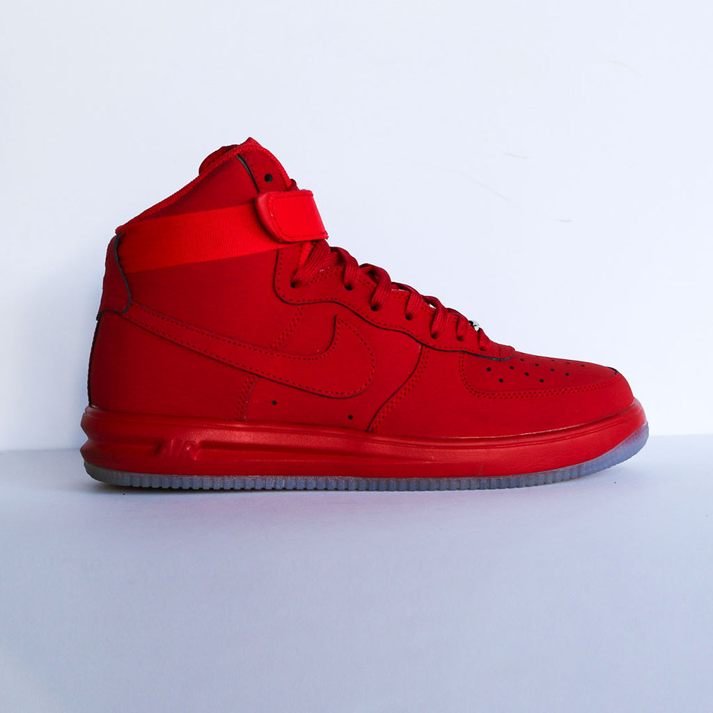 "Lunar Force 1 Hi ""Red"""