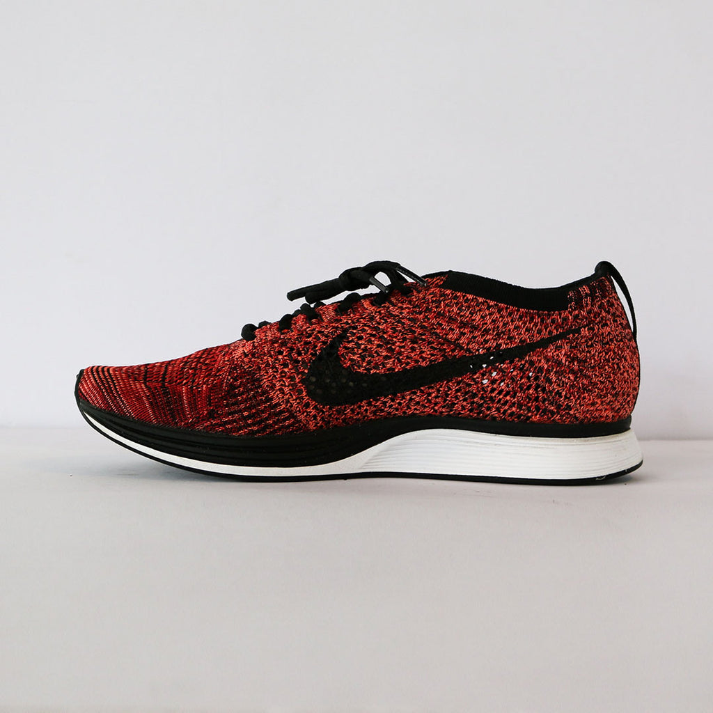 "Flyknit Racer ""University Red"""