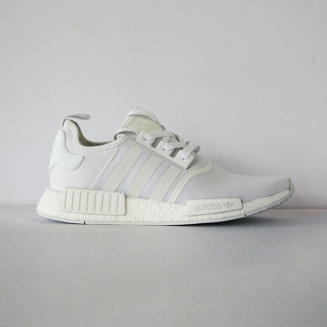 9865c134f1473 NMD R1 Triple White – Butter
