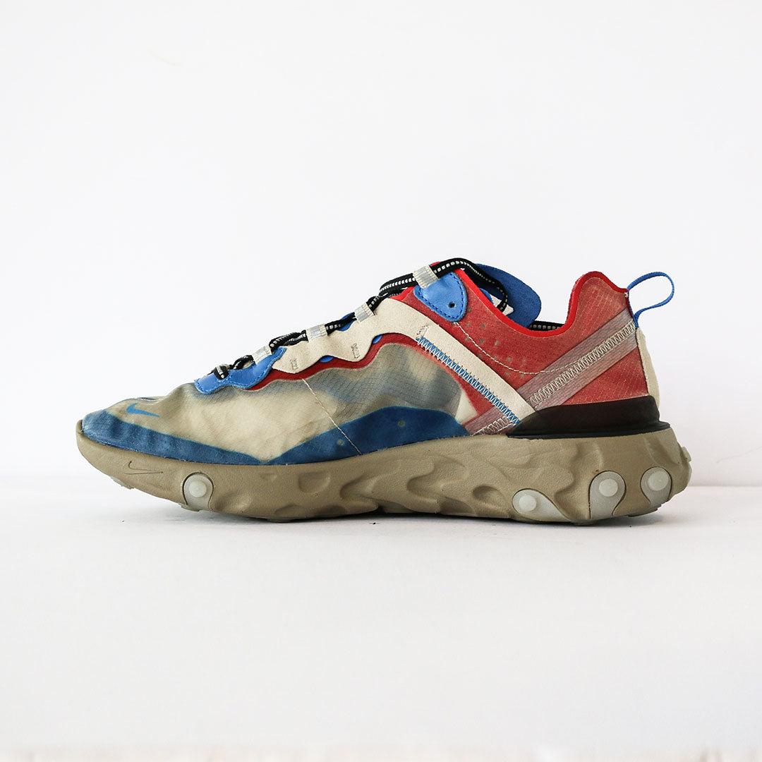"Undercover x Nike React Element 87 ""Light Beige"""