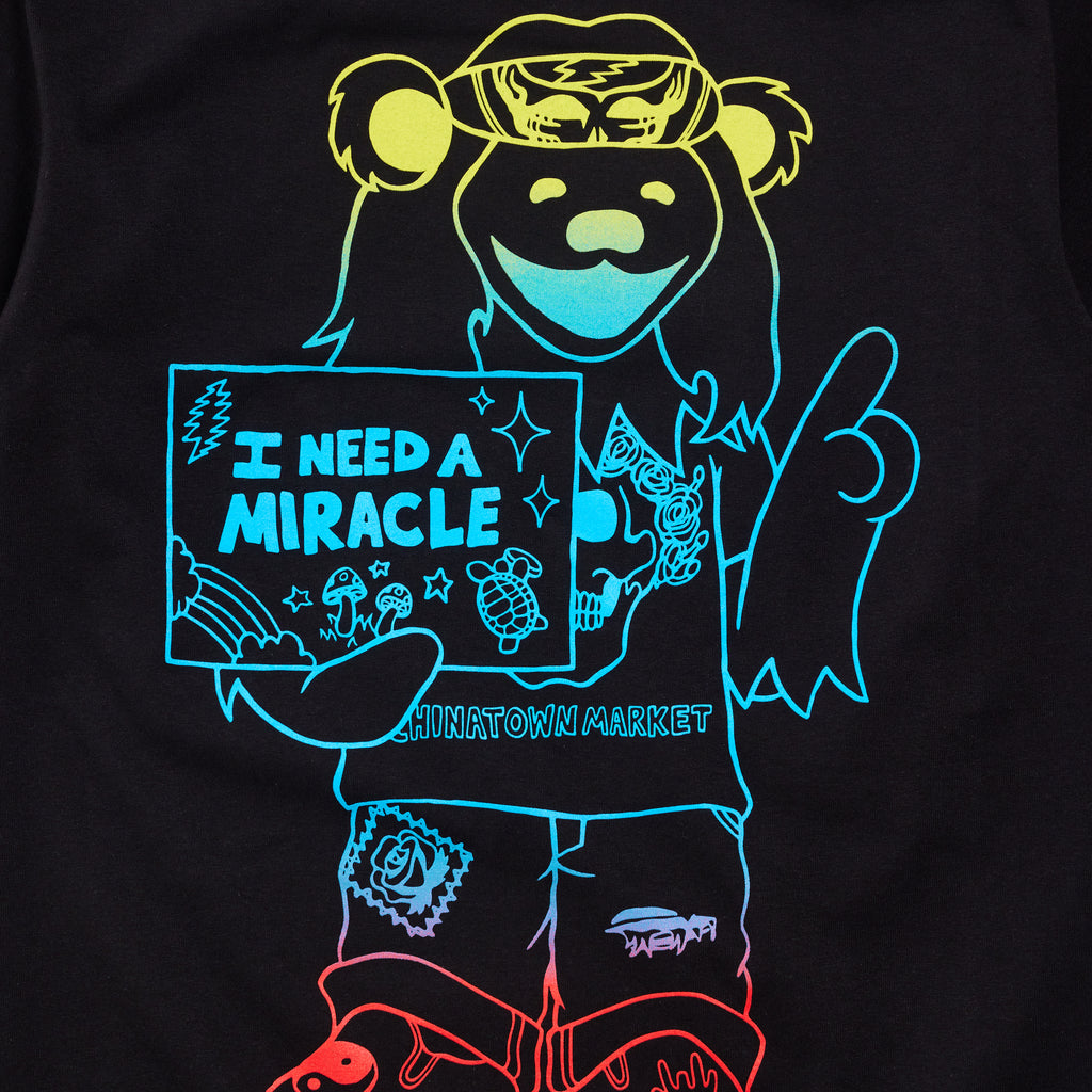 CHINATOWN MARKET x GRATEFUL DEAD MIRACLE HIPPIE GRADIENT TEE