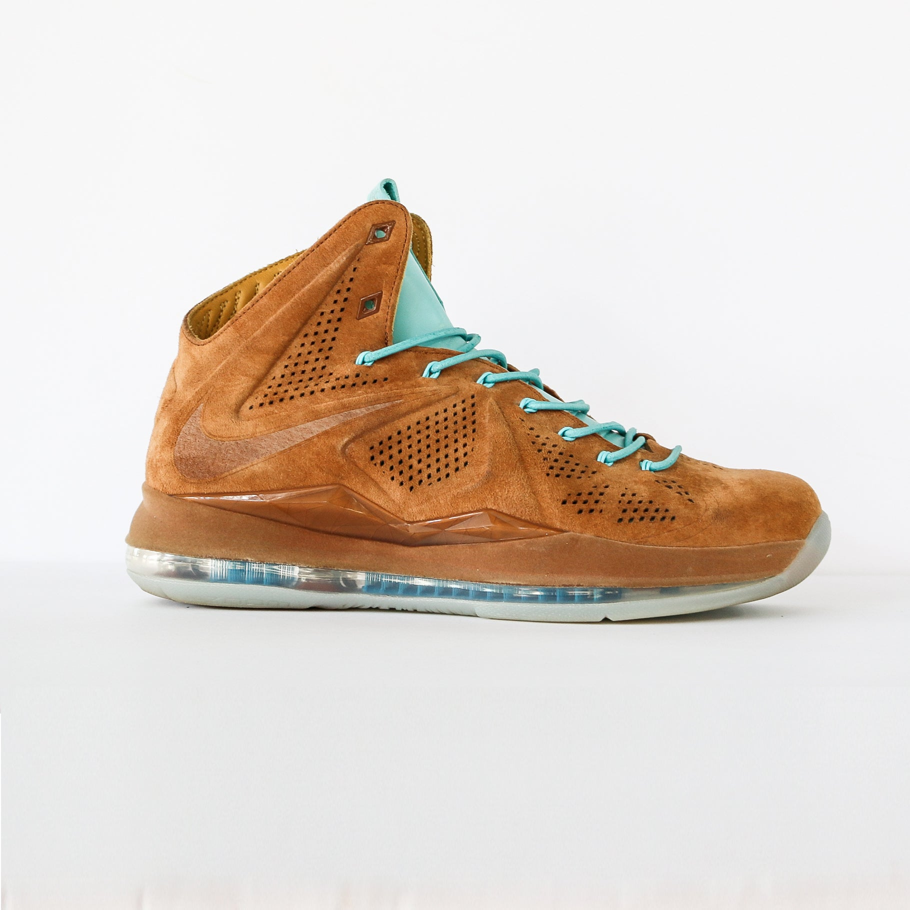 new product f6399 0a178 LeBron 10 EXT QS