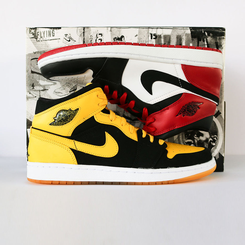 "Air Jordan 1 Mid  ""Beginning Moments"" Pack (2 Pairs)"