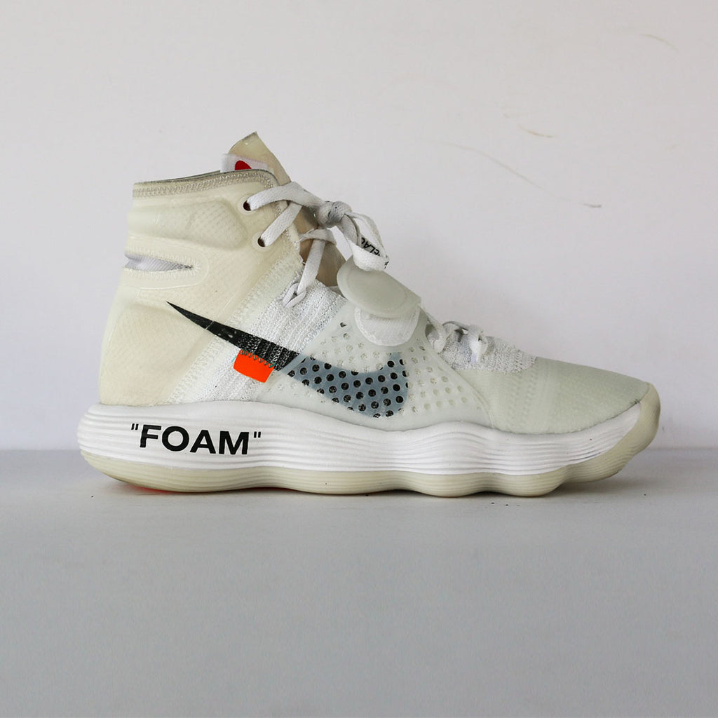 "Off White c/o Virgil Abloh X Nike ""The Ten"": Hyperdunk"