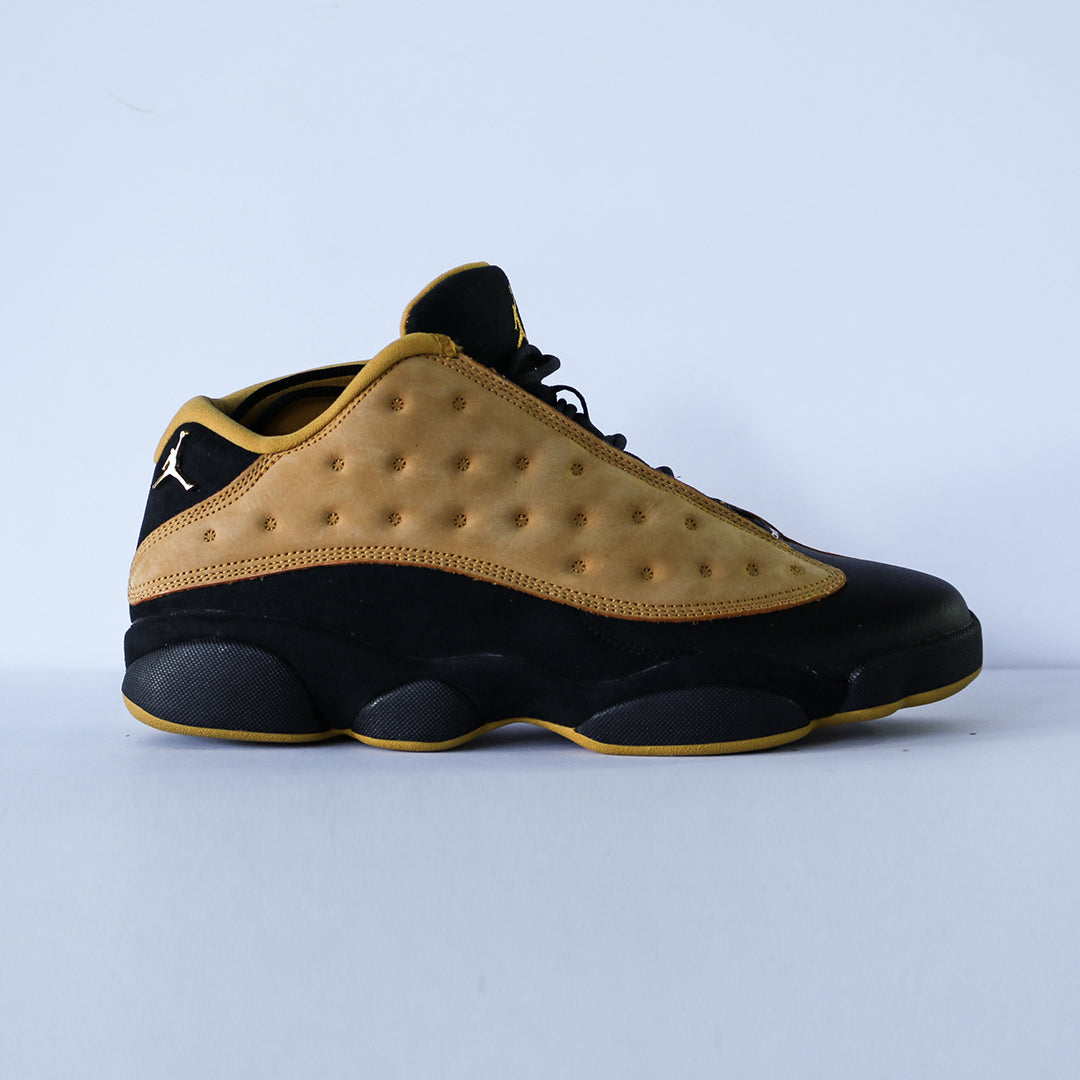 competitive price 4ad60 3dcb8 Air Jordan 13 Retro Low  Chutney  – Butter