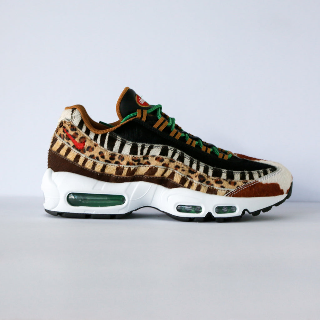 "Atmos x Nike Air Max 95 ""Animal Pack 2.0"""