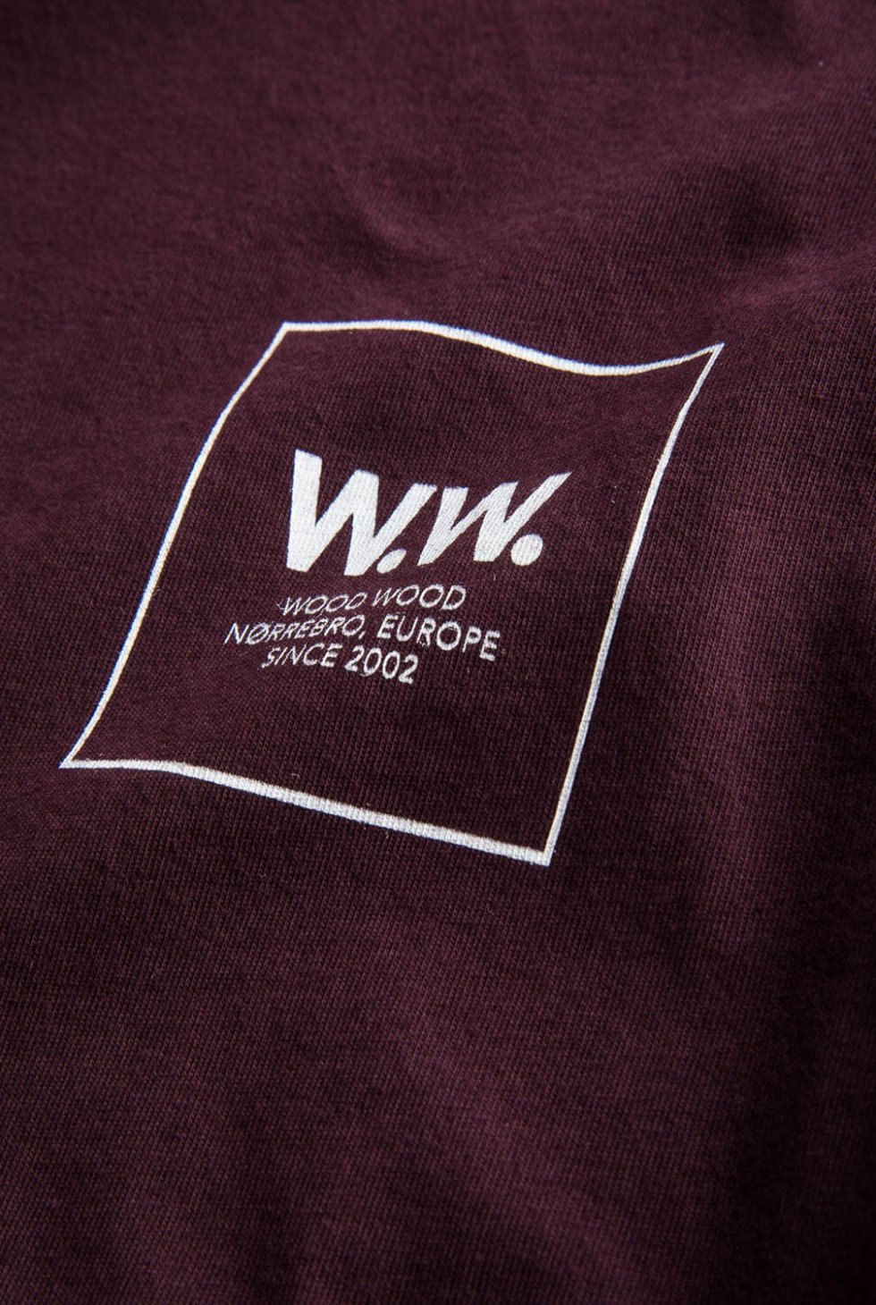 HAN LONG SLEEVE BURGUNDY