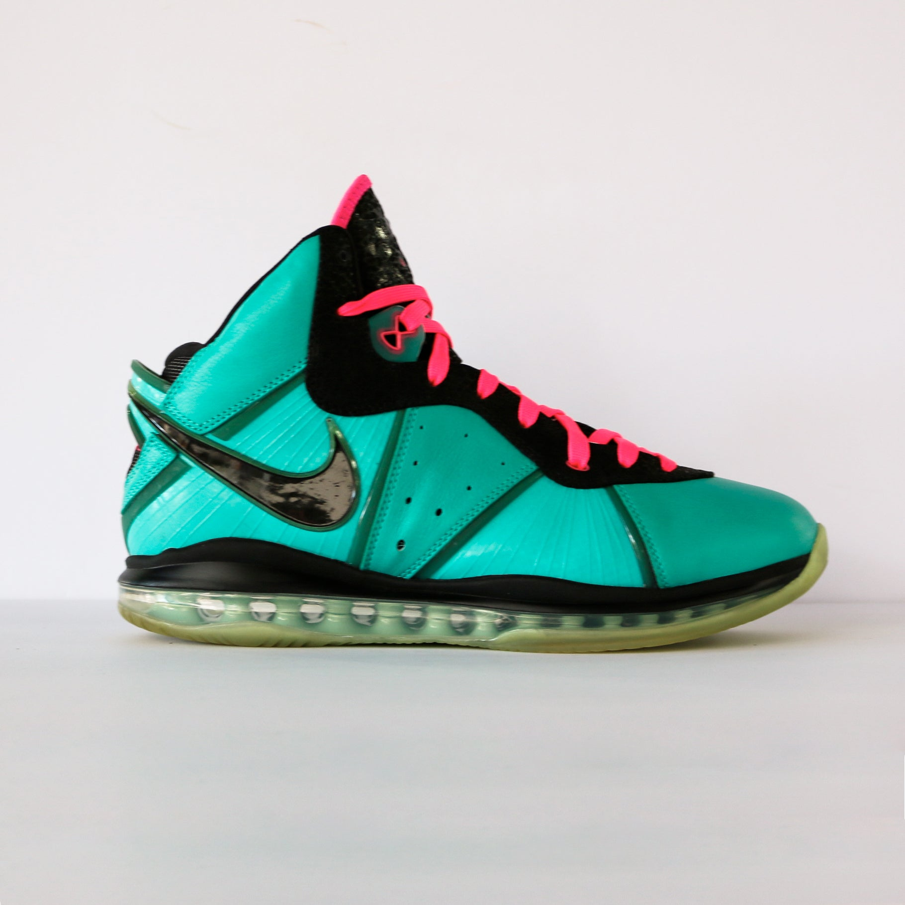 cccc70c1edf LeBron 8  South Beach  (Pre-Heat) – Butter