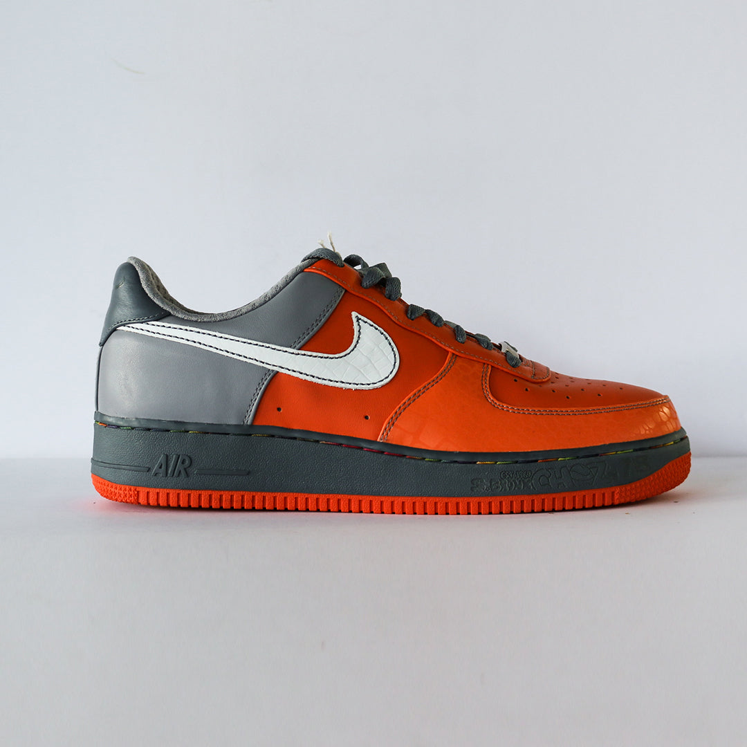 "AIR FORCE 1 PREMIUM 07 ""GAUCHO'S GYM"""