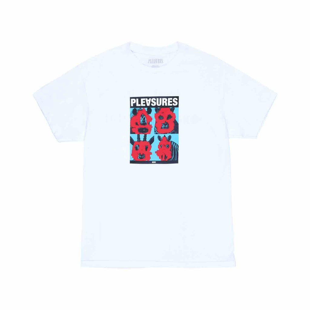 PLEASURES LOST T-SHIRT WHITE