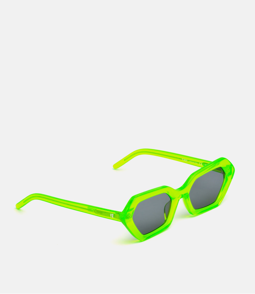 AKILA X 10DEEP 720 SUNGLASSES NEON GREEN