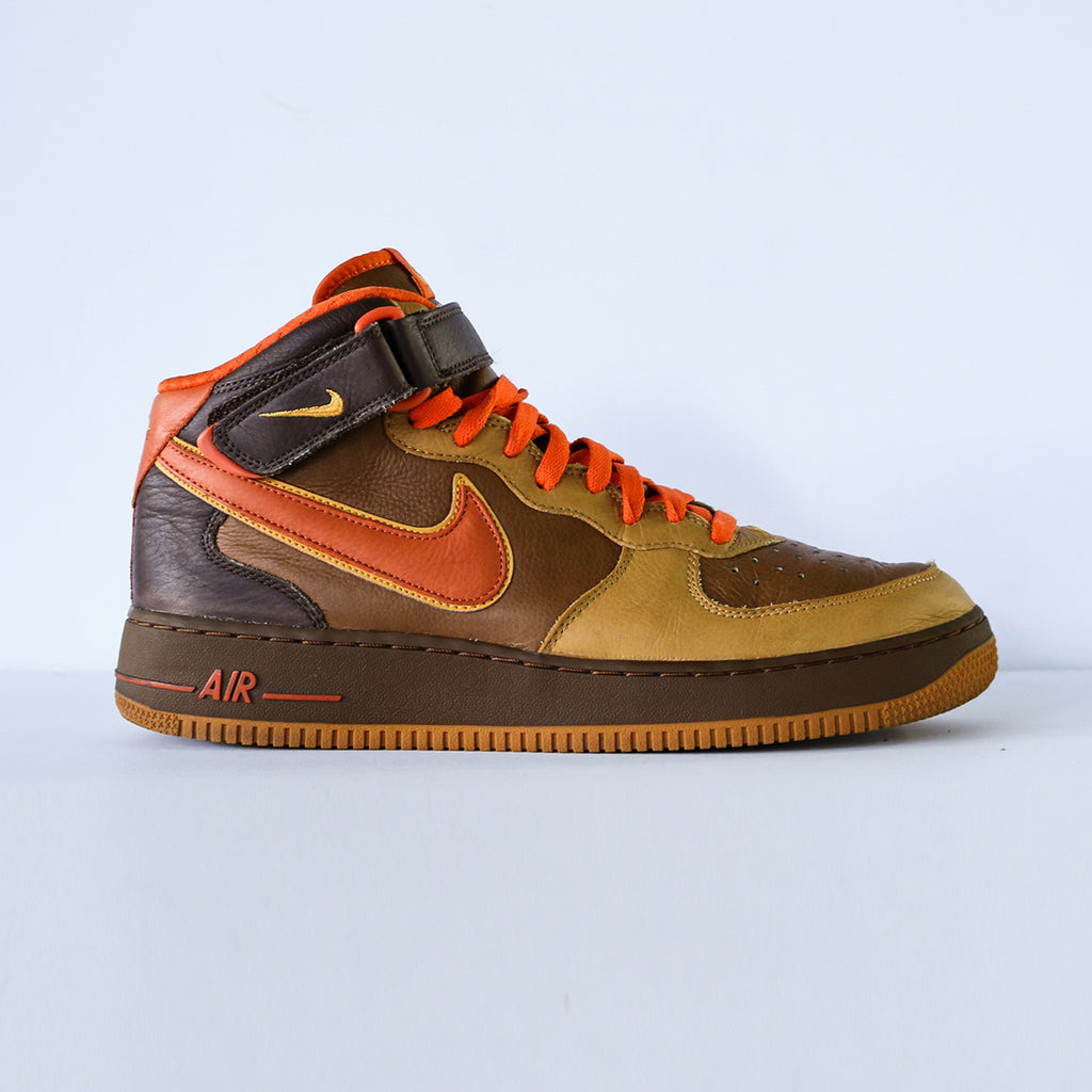 Air Force 1 Mid 'Thanksgiving'