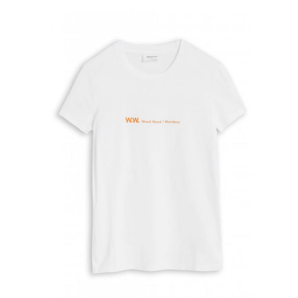 Women's Eden T-shirt Bright-White