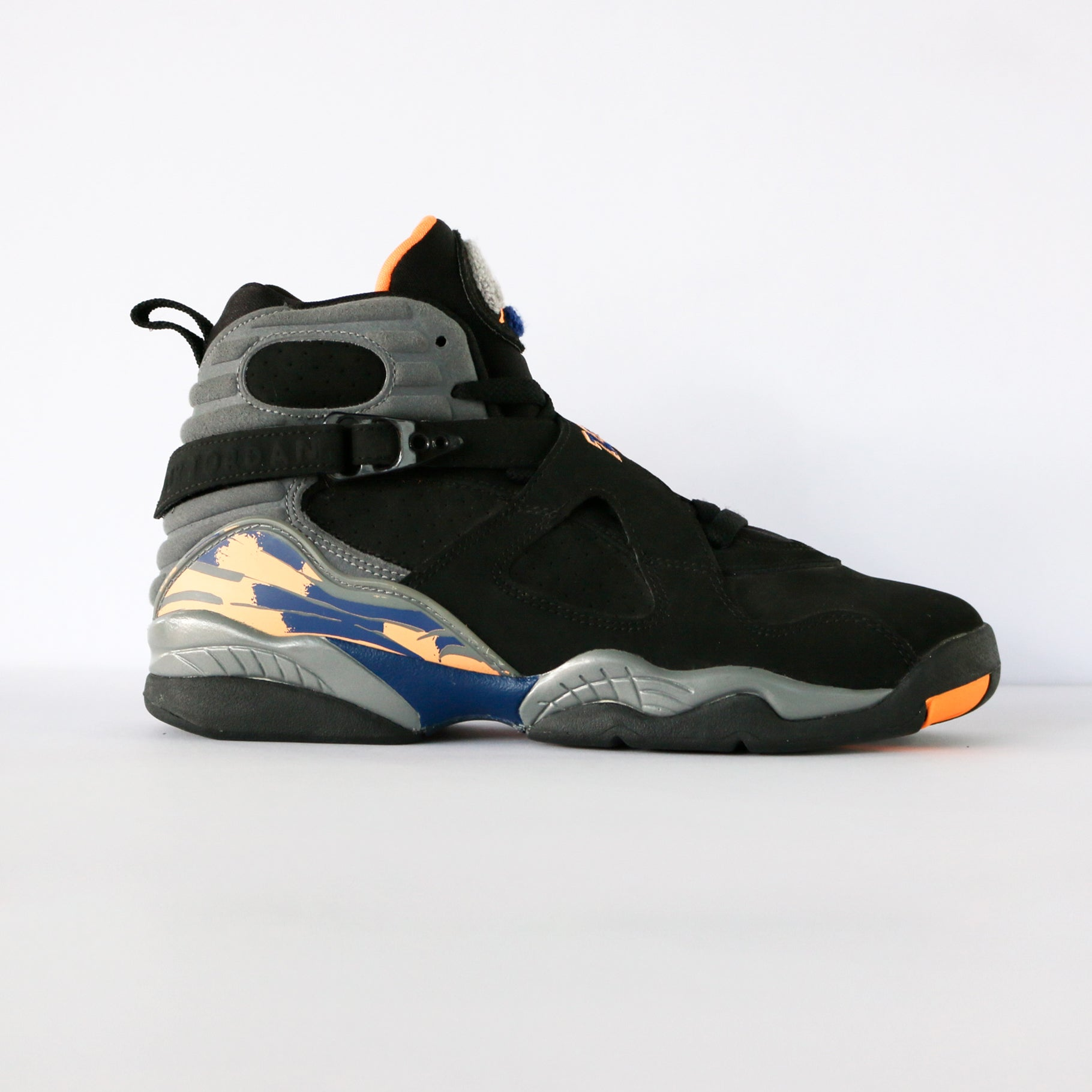 "Air Jordan 8 Retro ""Phoenix Suns"" (Youth)"