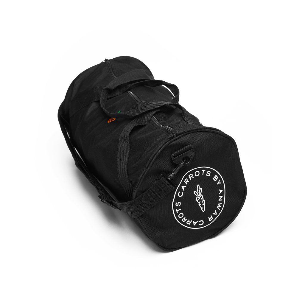 CARROTS WORKMARK DUFFLE BAG BLACK