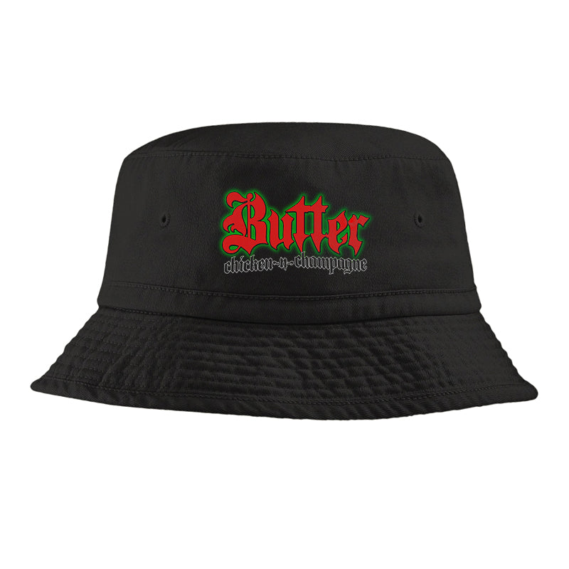 BUTTER FRIED CHICKEN & CHAMPAGNE BUCKET HAT