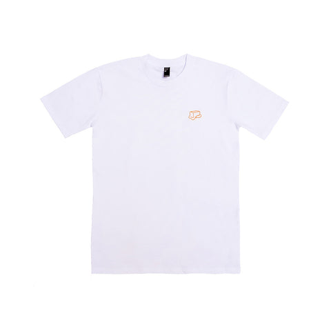 Butter Ramen Club Ramen Guts T-Shirt White