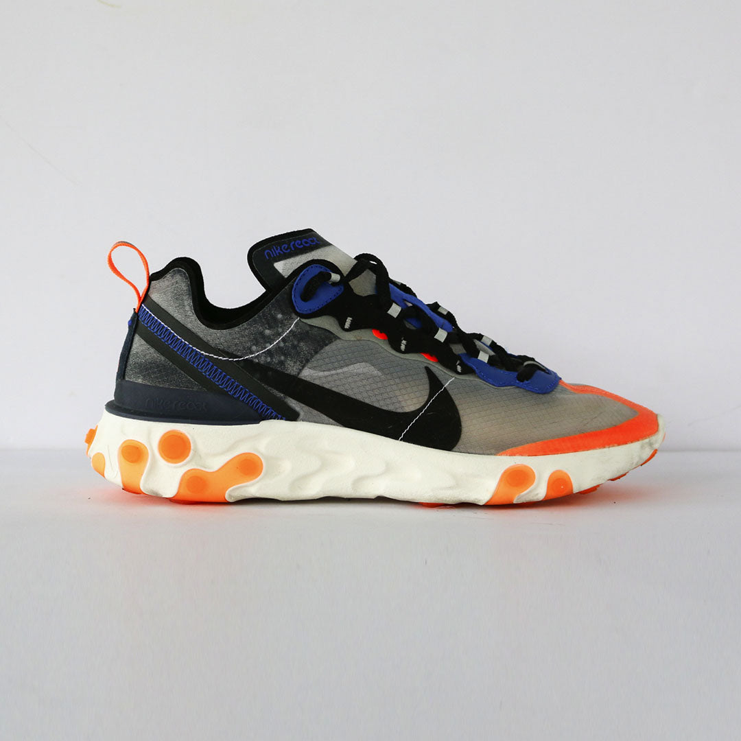 "React Element 87 ""Thunder Blue/Total Orange"""