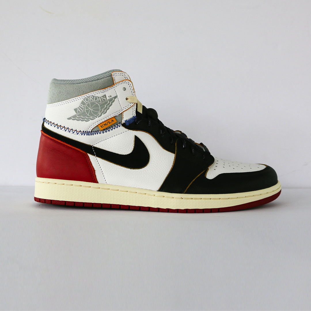 30f9146765a8 Union x Air Jordan 1 High