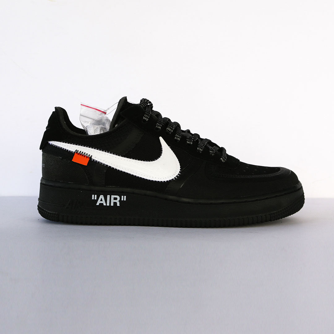 5d078d40a439 Off White x Nike Air Force 1 Low